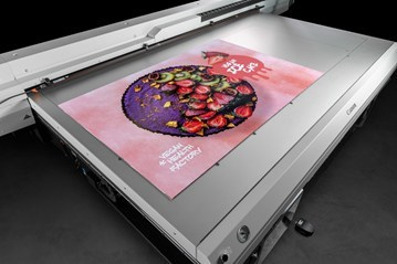 Canon Arizona 135 GT UV Flatbed Printer