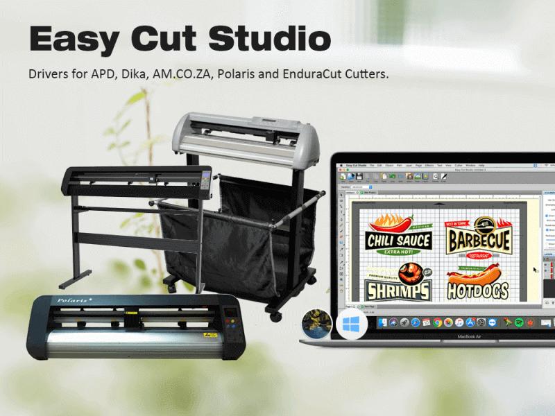 EasyCut Studio