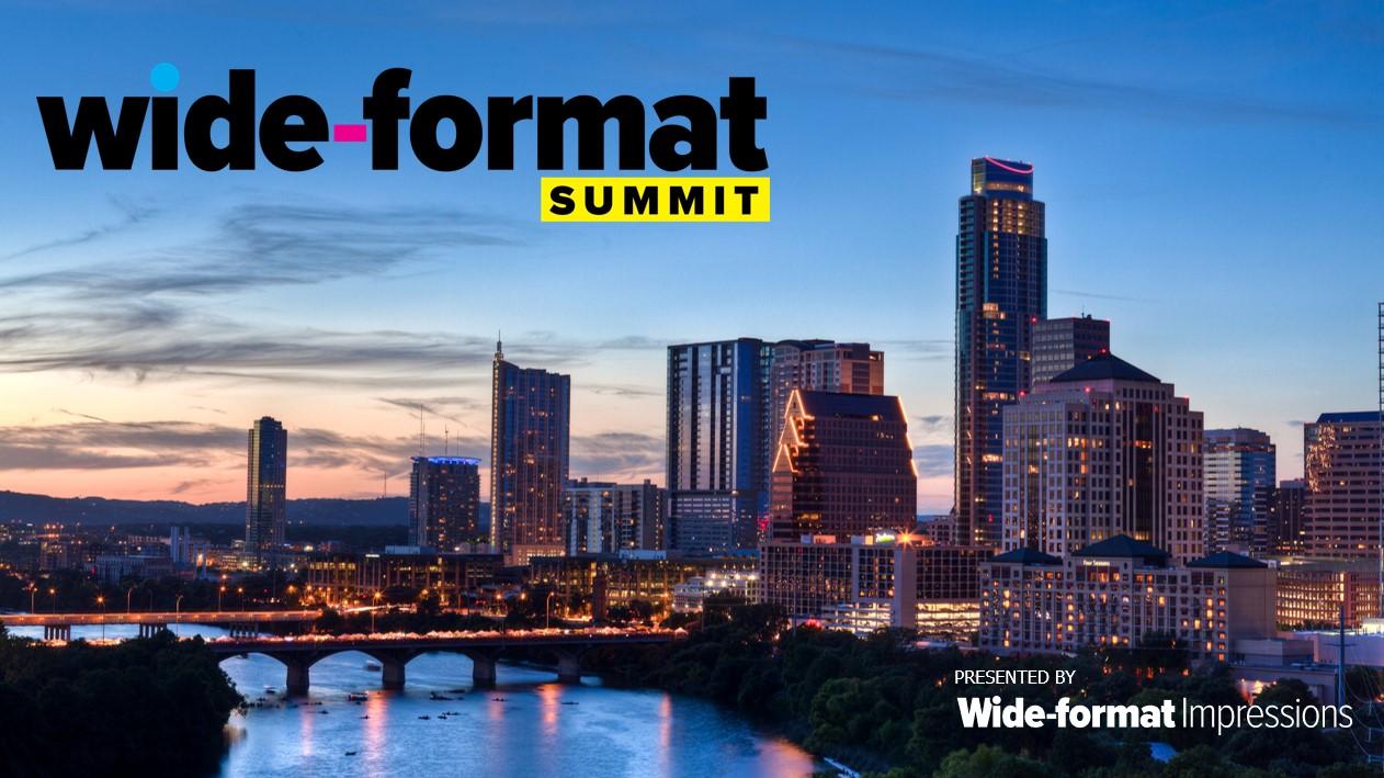 Wide-Format Summit 2021