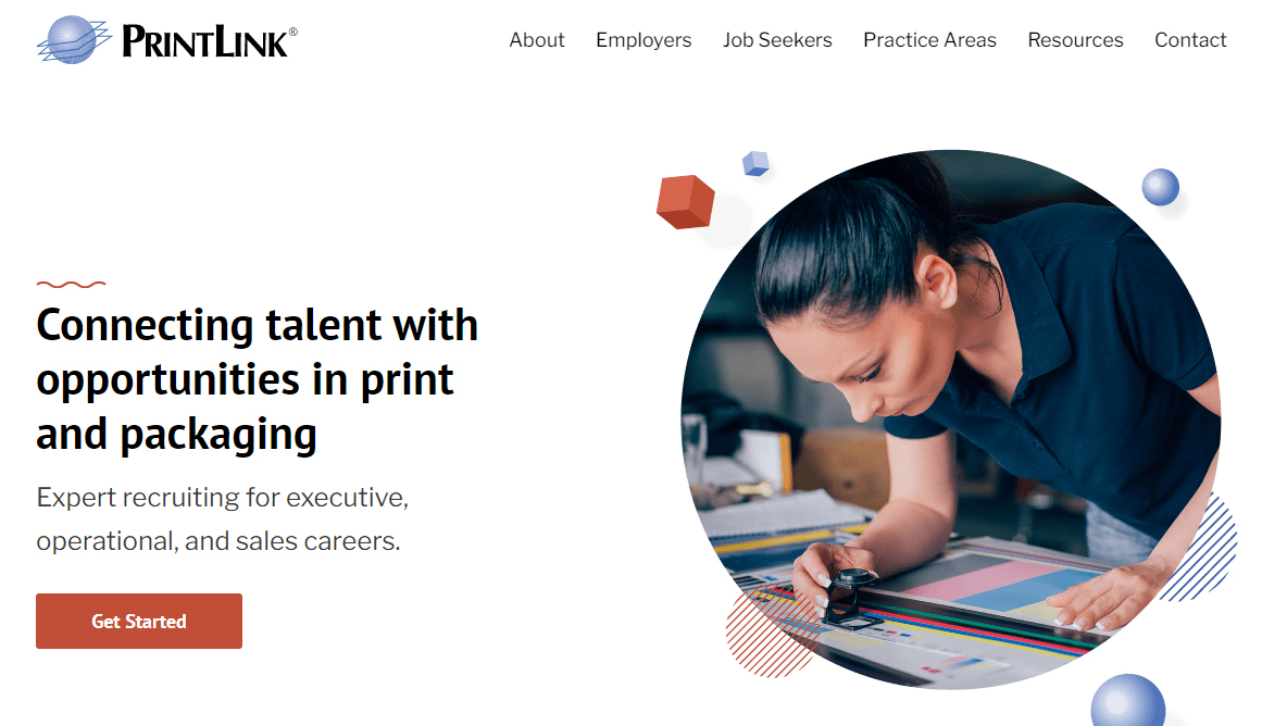 Printlink launches redesigned website.