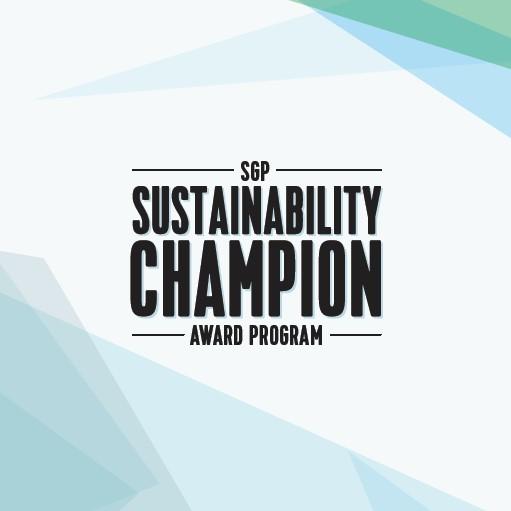 Sustainability Champion logo