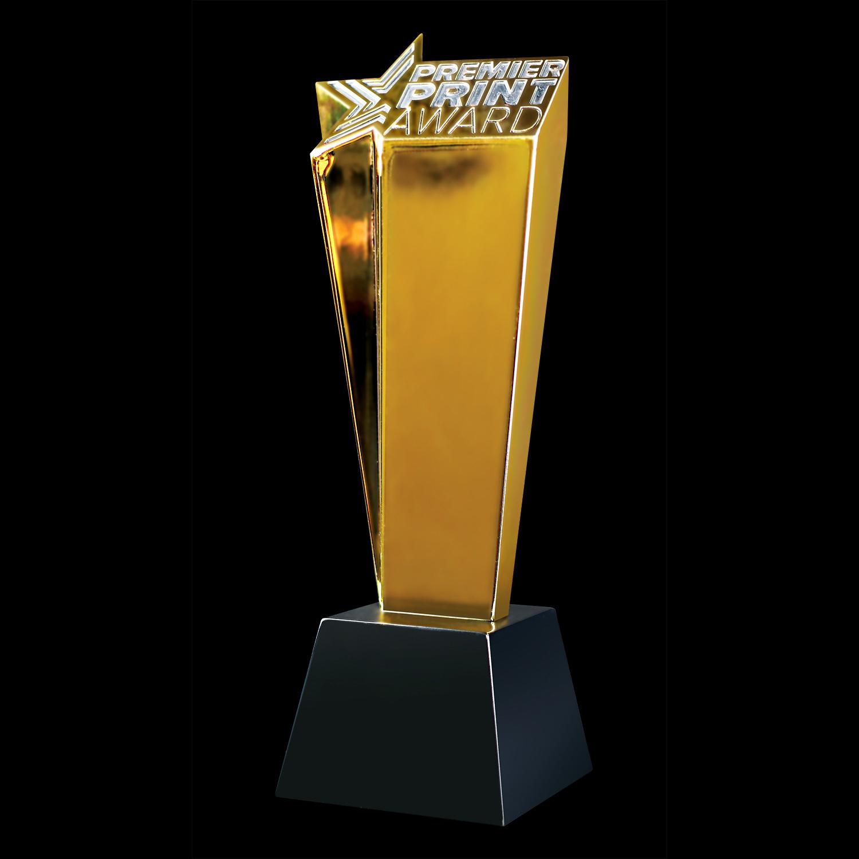 PRINTING United Alliance 2021 Premier PRINT Award winners.
